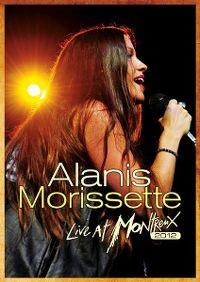 Cover Alanis Morissette - Live At Montreux 2012 [DVD]